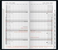 Sichtkalender Modell 751