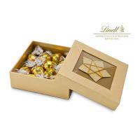 Präsentset Goldene Schachtel