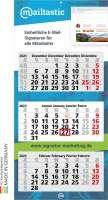 Kalender Maxi Light 3 x.press