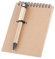Notizblock mit Kugelschreiber Concern