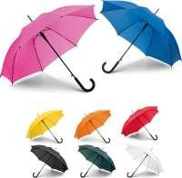 Donald. Regenschirm