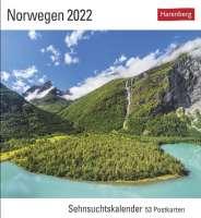 Wandkalender Norwegen
