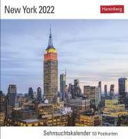 Wandkalender New York