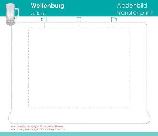 Krug Weltenburg